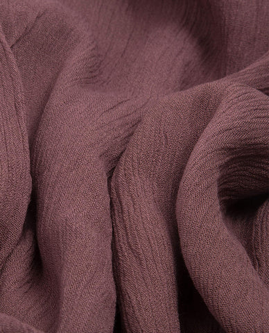 RAYON HIJAB IN MULBERRY