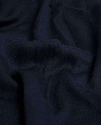 PLAIN VISCOSE HIJAB IN NAVY