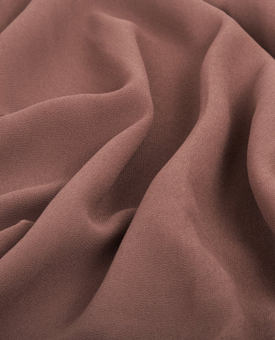 PREMIUM CHIFFON HIJAB IN OLD ROSE