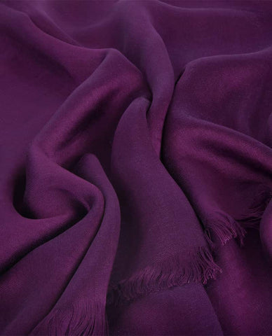 CLASSIC SILKY FINISH HIJAB IN PURPLE