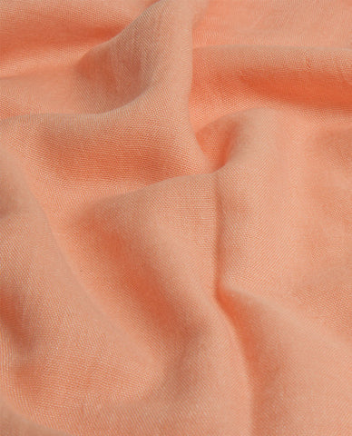 PLAIN VISCOSE HIJAB IN PEACH