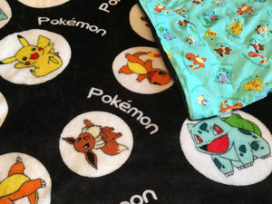 Custom blanket: Disney, Marvel, Starwars, Harry Potter and other licensed characters