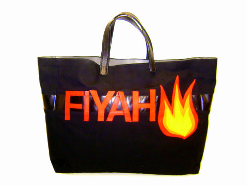 FIYAH Weekend Tote Bag