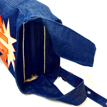 FUN Denim Crossbody bag