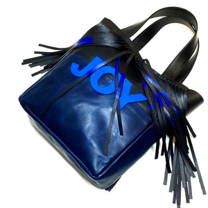 JOY Mini Tote with Crossbody Strap
