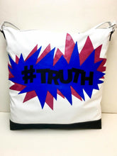 #TRUTH Oversize Shoulder Bag