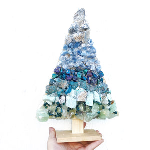 Gemstone Light Up Tree