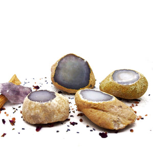 Polished Agate Geodes