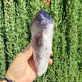 One of a Kind Freeform Raw Amethyst Point