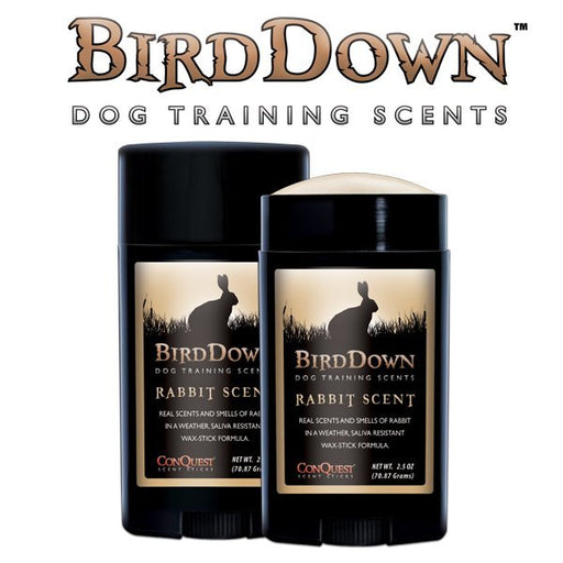 BirdDown Rabbit Scent - 2.5 oz.