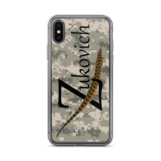Z-Game Birds iPhone Case