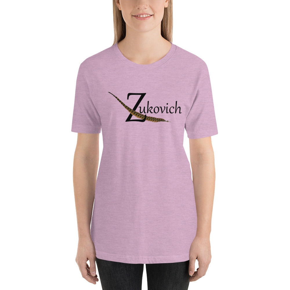 Short-Sleeve Unisex Z-Shirt
