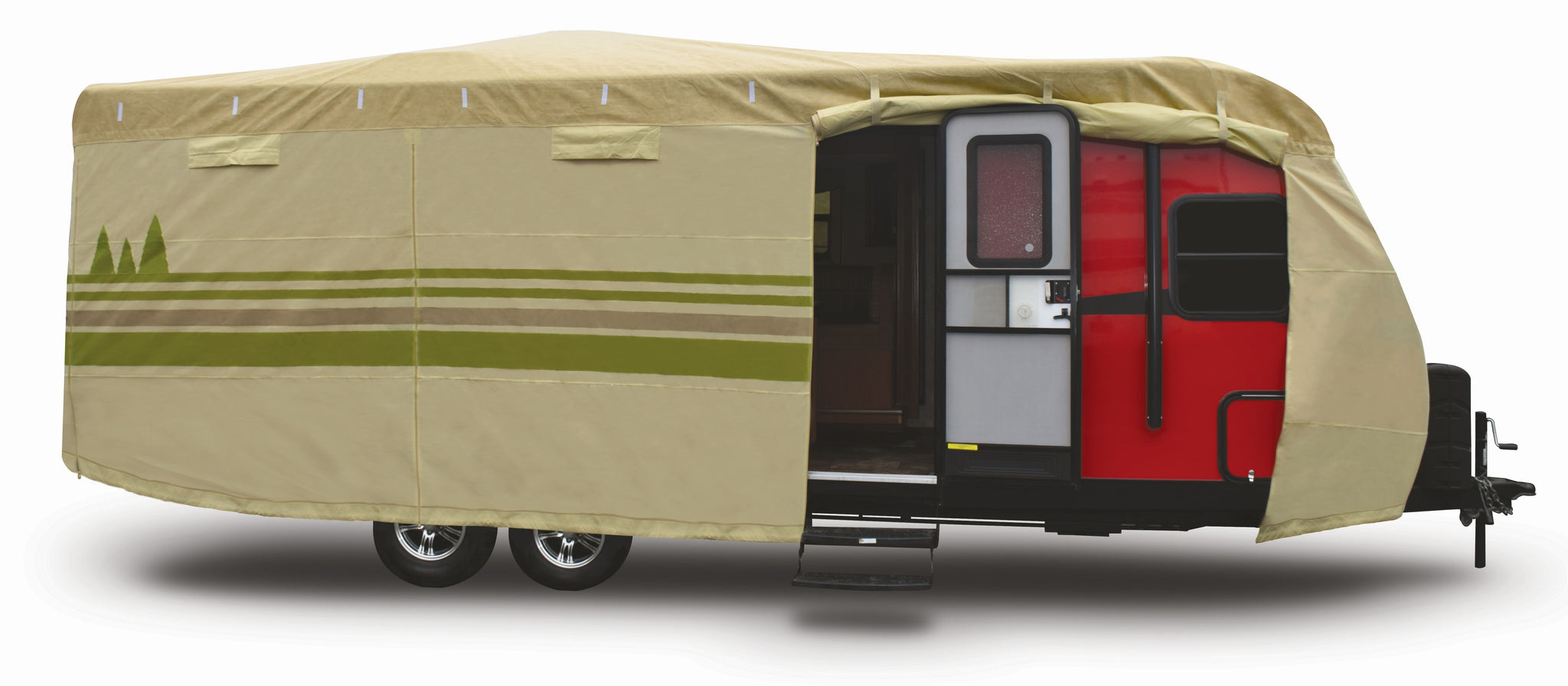 407_Winnebago_Travel_Trailer_Open