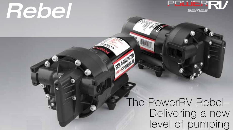 PowerRV Rebel Series