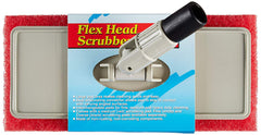 FLEX HEAD SCRUBBER WITH R
