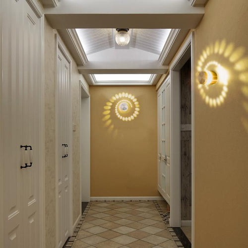 Magic Spiral LED Light