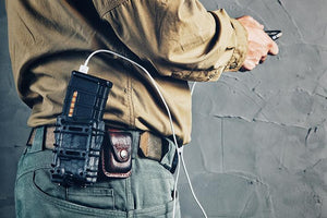 Tactical Style Emergency Power Bank