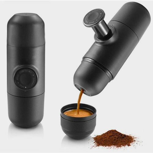 Minipresso Portable Coffee Maker -  Home Improvement - BuyShopDeals