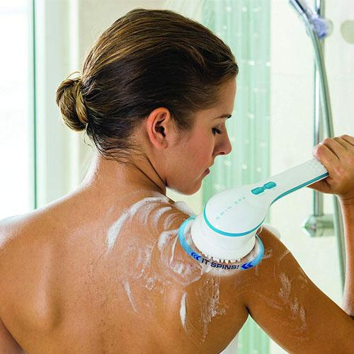 Home Spa Rotating Brush
