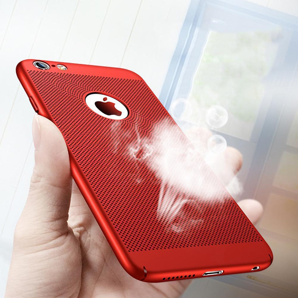 BREATHING PHONE CASE FOR IPHONE