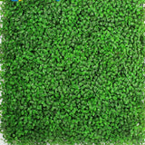Artificial Boxwood Hedge Privacy Fence