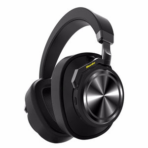 Bluedio T6 Active Noise Cancelling Wireless Bluetooth Headphones