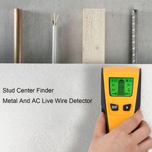 3 In 1 Wall Detector