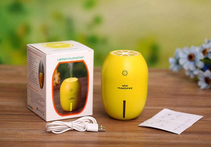 Mini USB Personal Lemon Air Humidifier
