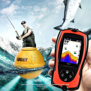 Wireless Fish Finder -  Outdoors - BuyShopDeals