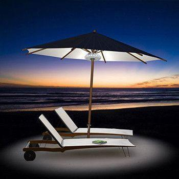 Super Bright LED Patio Umbrella Light