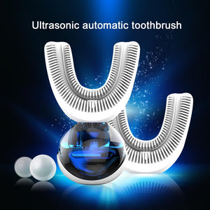 Ultrasonic U Shape Toothbrush