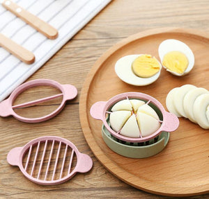 3 in 1 Egg Cutter
