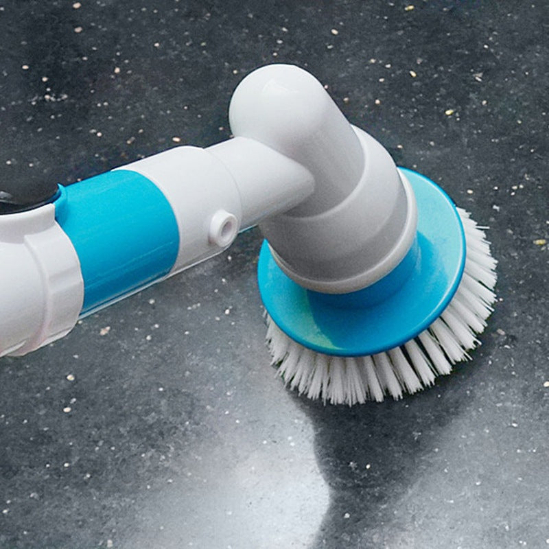 MULTI-FUNCTIONAL CLEANING BRUSH - SPIN TURBO SCRUBBER