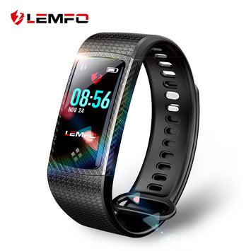 LEMFO Fitness Tracker - Activity Tracker Smartband