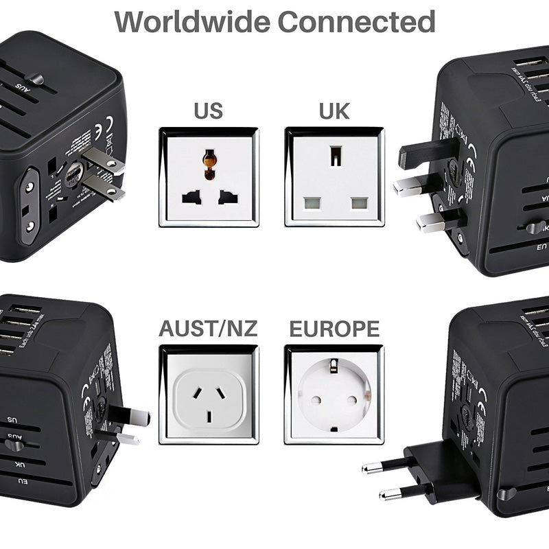 All-In-One Smart Adapter™