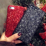 Luxury Shinning Glitter Cover for iPhone