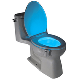 LED Toilet Motion Activated Light -  Home Improvement - BuyShopDeals