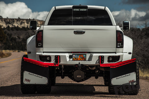 Dodge Ram 2500/3500 (06-09) Rear Bumper