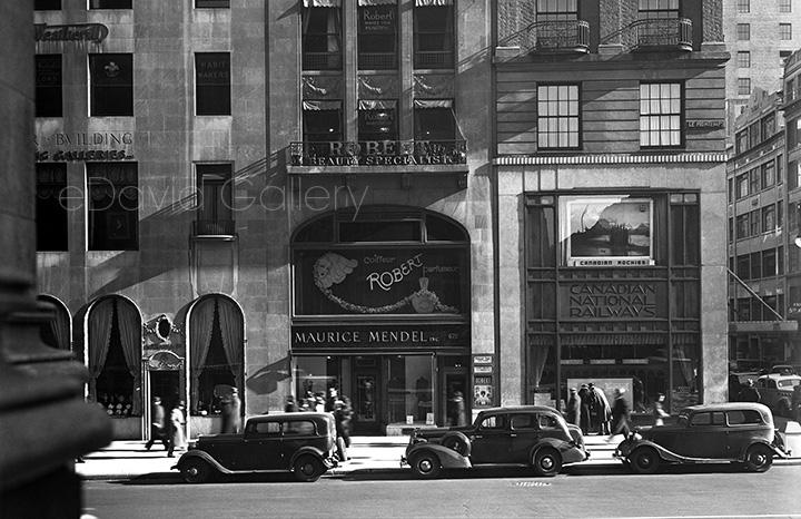 Fifth Avenue and 53rd Street 1937