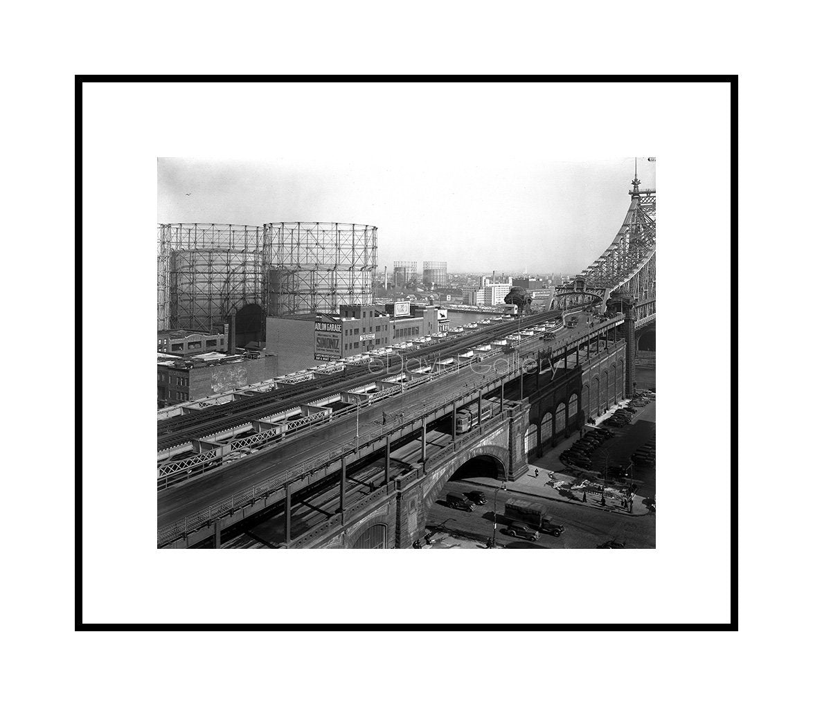 Queensboro Bridge 1940