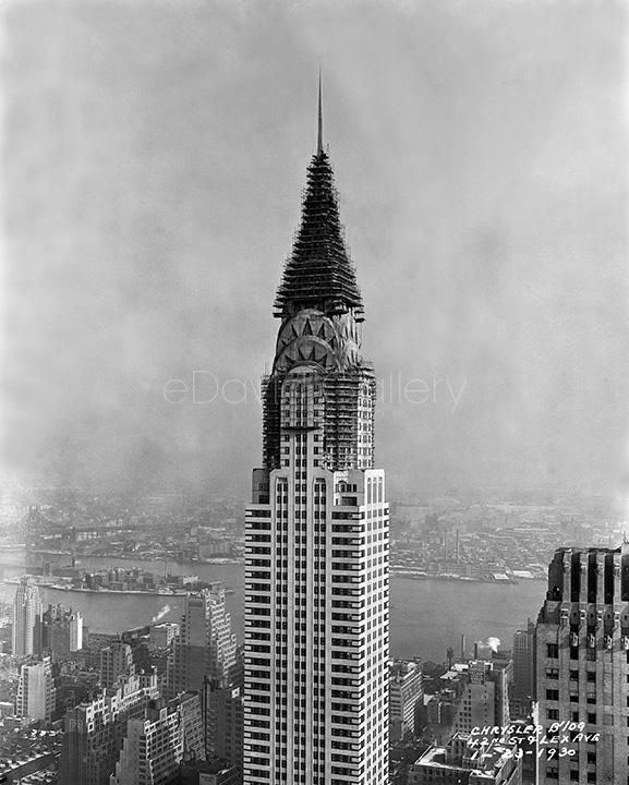Chrysler Building 1/23/1930