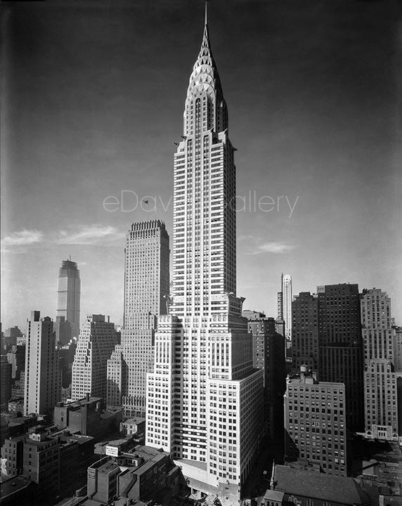 Completed Chrysler Building
