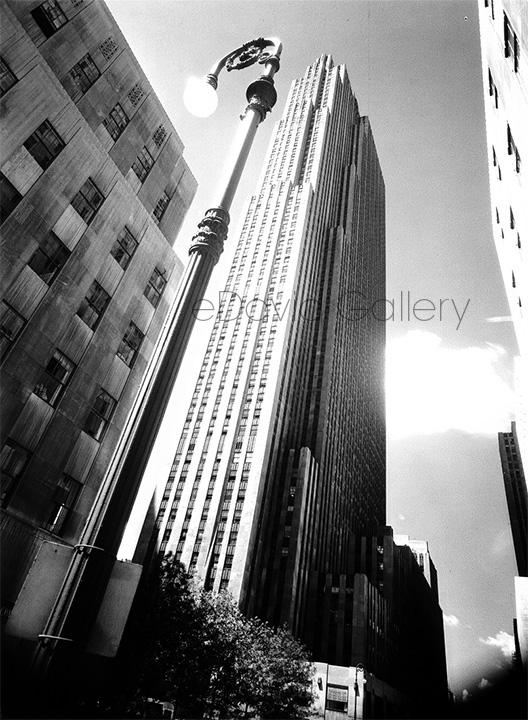 30 Rockefeller Center in 1934, Street View