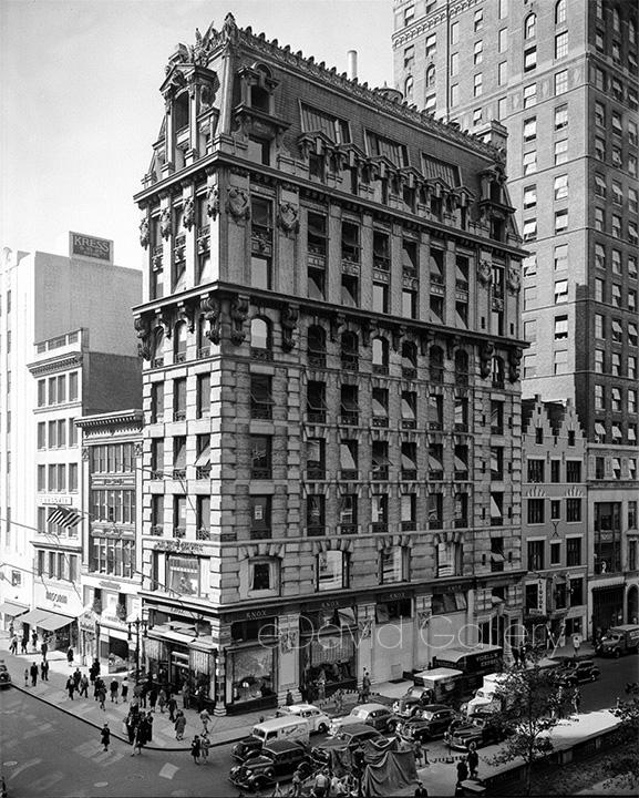 The Knox Building 1940