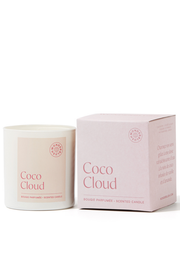 Coco Cloud Candle