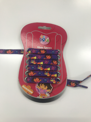 Dora the Explorer Shoe Laces