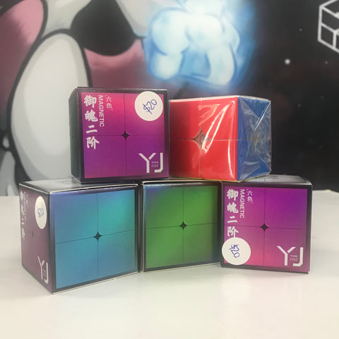 2x2 YuPo Magnetic Speed Cube