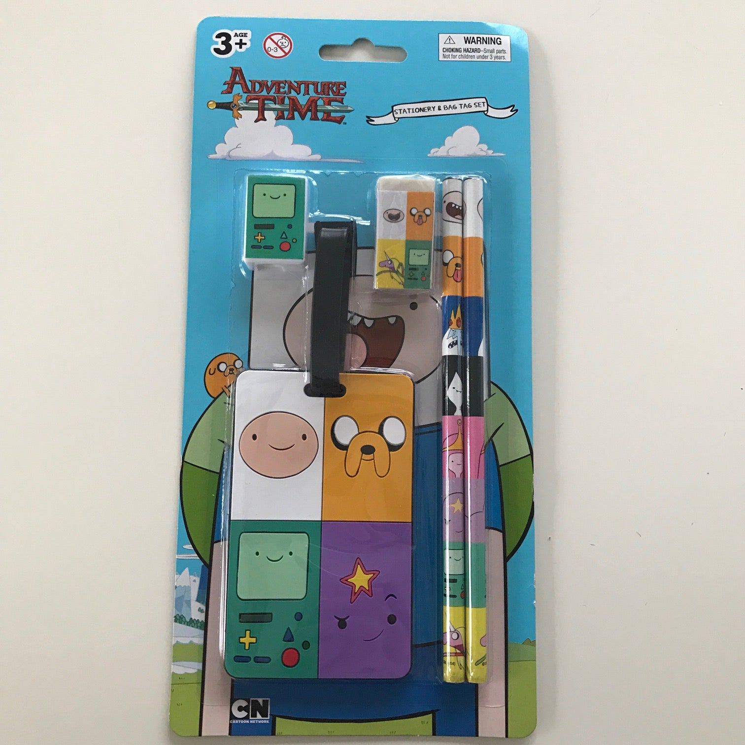 Adventure Time Stationery Set