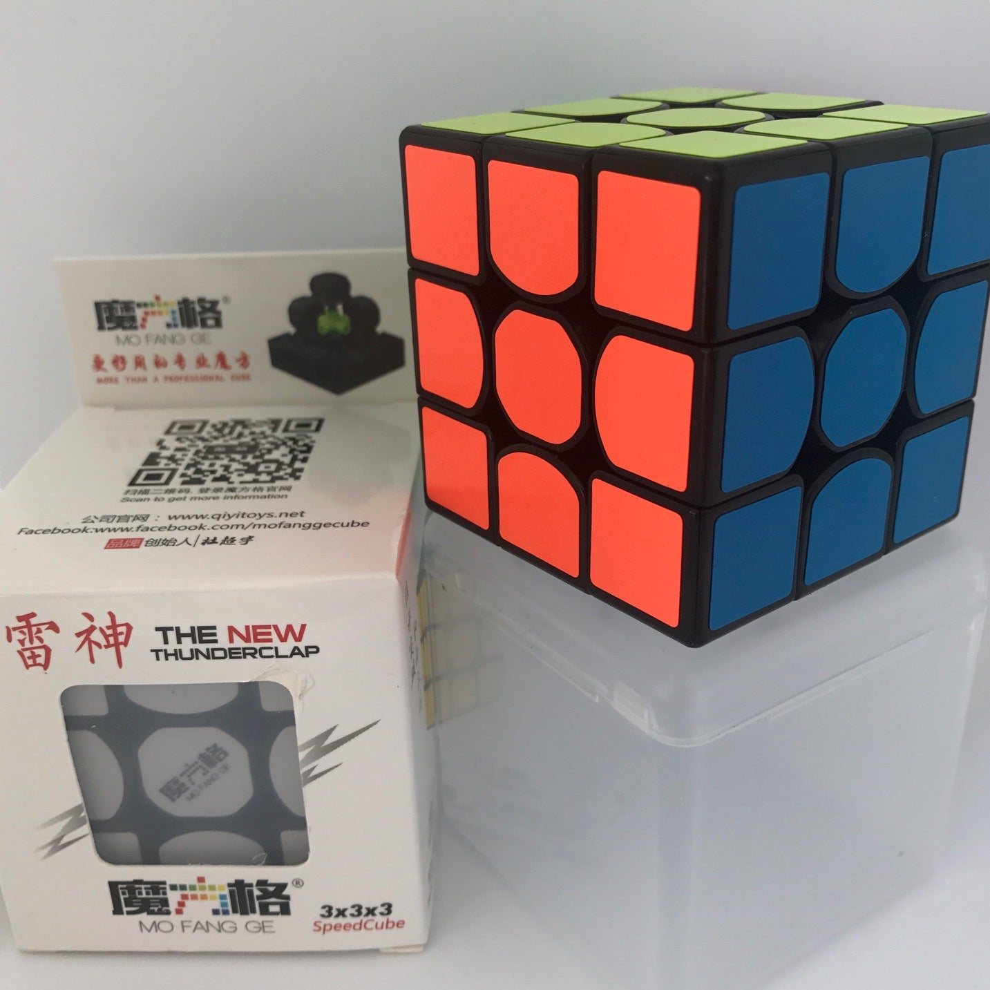 3x3 The New Thunderclap Cube