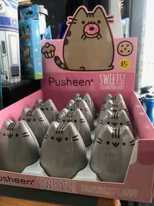 Pusheen Tin with Strawberry Candy